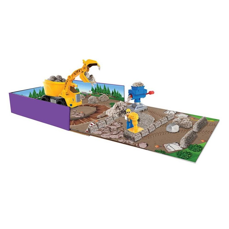 Kinetic Sand Rock Trituradora