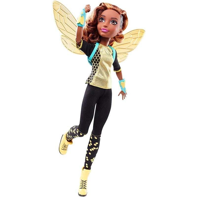 DC Super Hero Girls Muñeca  Bumble Bee