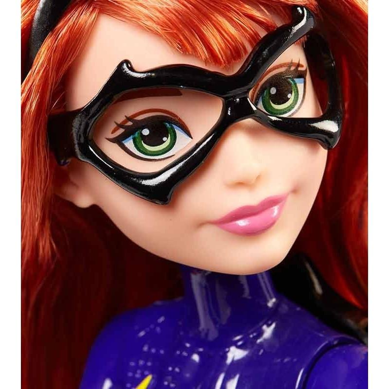 DC Super Hero Girls Muñeca Batgirl y su Batlanzado