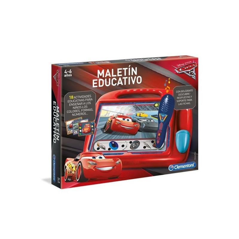 Maletín Educativo Cars 3