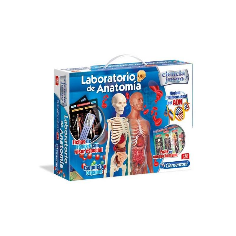 Laboratorio de Anatomía