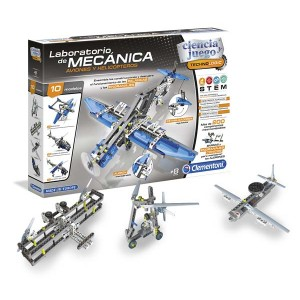 Laboratorio de Mecánica - Aviones y Helicópteros