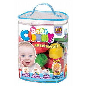 Clemmy Baby Bolsa 48 Bloques