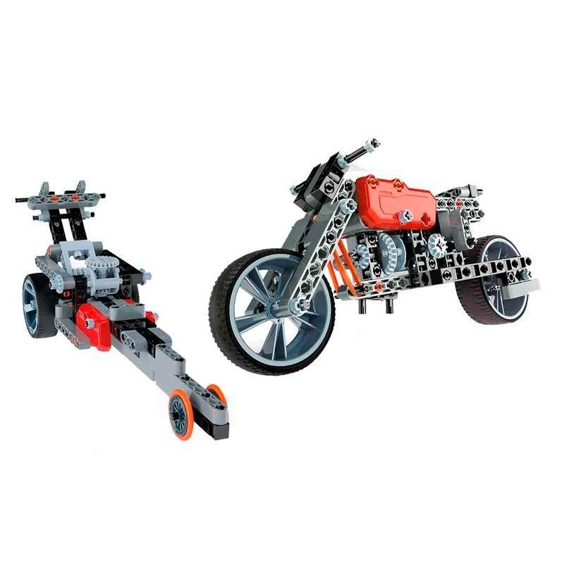 Laboratorio de Mecánica Roadster y Dragster