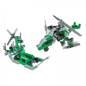 Laboratorio de Mecánica Helicóptero Trirrotor