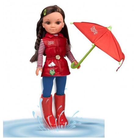 Nancy un día de Lluvia