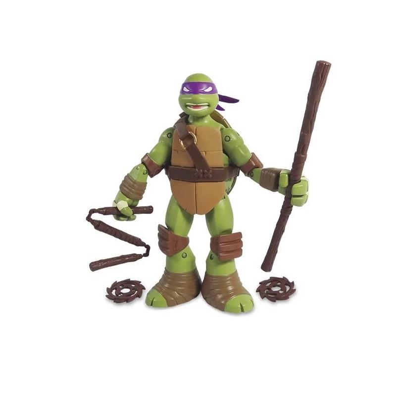 Tortugas Ninja Figura Battle Shell