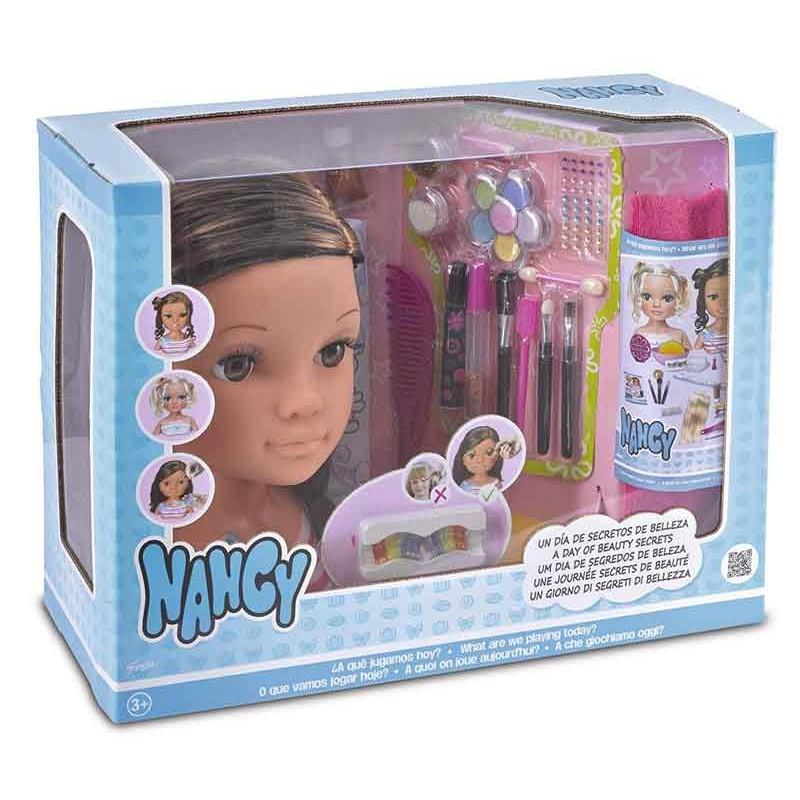 Nancy un Día de Secretos de Belleza