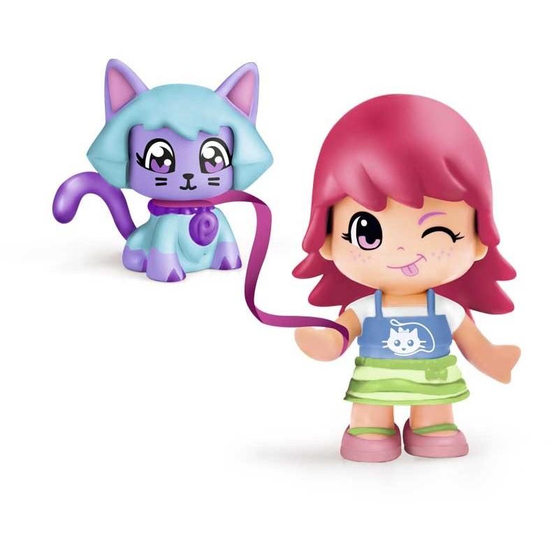 Pinypon Figura con Mascota