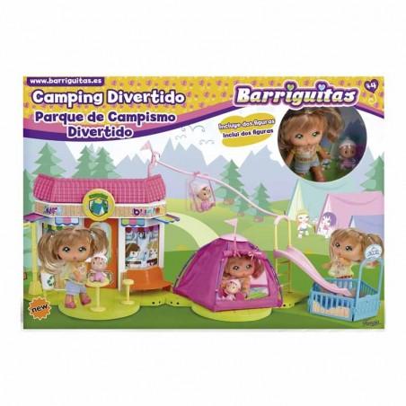 Barriguitas Camping Divertido