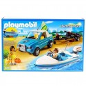 Pick Up Lancha Playmobil