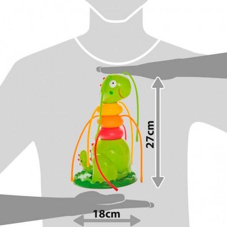 Dispersor de Agua Infantil Gusano