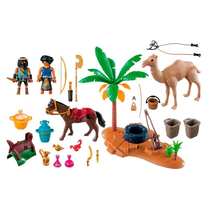 Playmobil History Campamento Egipcio