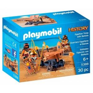 Playmobil Egipcios con Ballesta