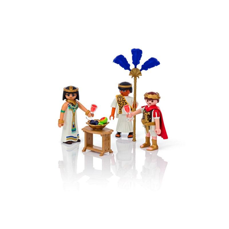 Playmobil History Cesar y Cleopatra