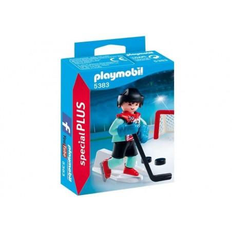 Playmobil Jugador Hockey sobre Hielo
