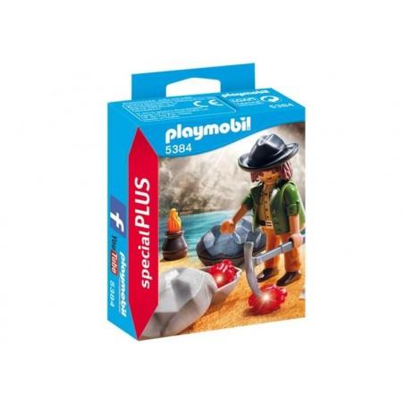 Playmobil Buscador de Gemas
