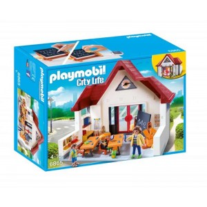 Colegio Playmobil
