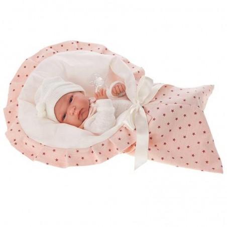 Muñeca Baby Toneta Antonio Juan Arrullo Rosa