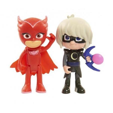 PJ Masks Pack de 2 Figuras