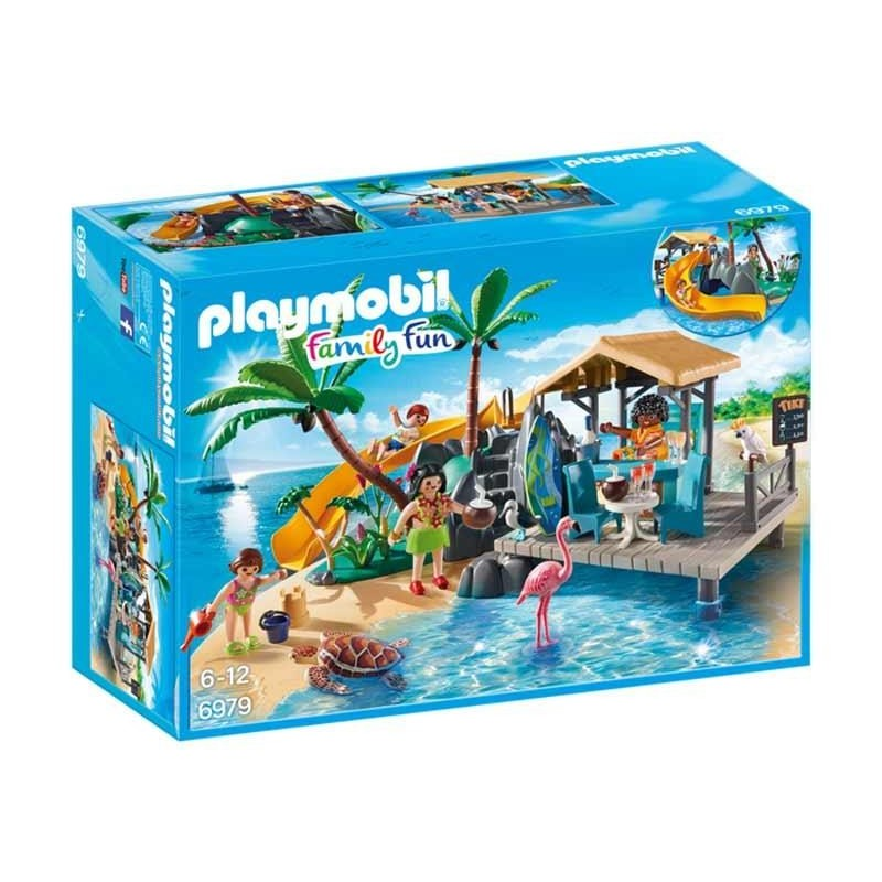 Playmobil Family Fun Isla Resort