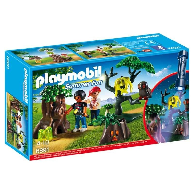 Playmobil Summer Fun Caminata Nocturna