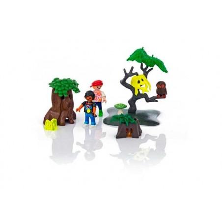 Playmobil Summer Fun Caminata Nocturna