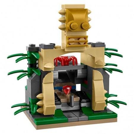 Lego Jungla Mision en Semioruga