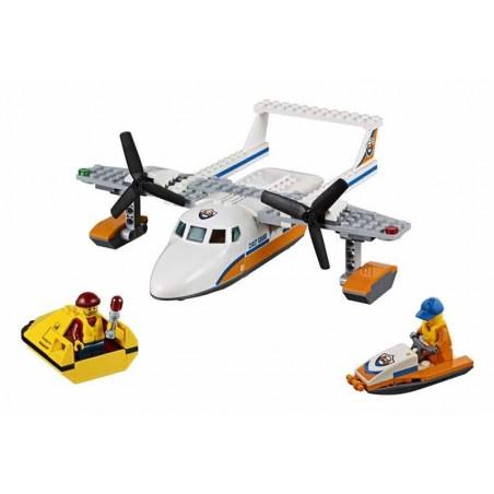 Lego Avión de Rescate Marítimo