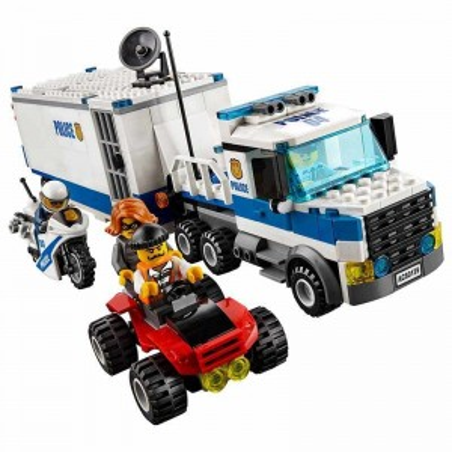 LEGO City Police Centro de Control Móvil