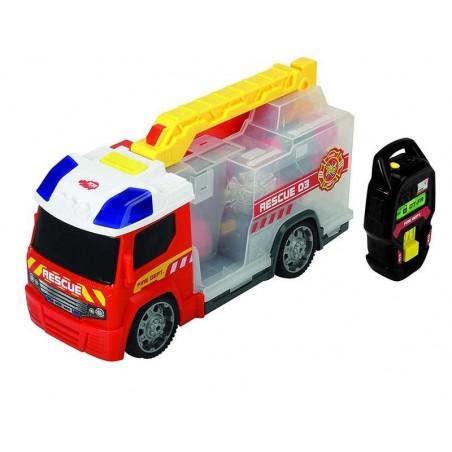 Camión de Bomberos Maletín con Accesorios
