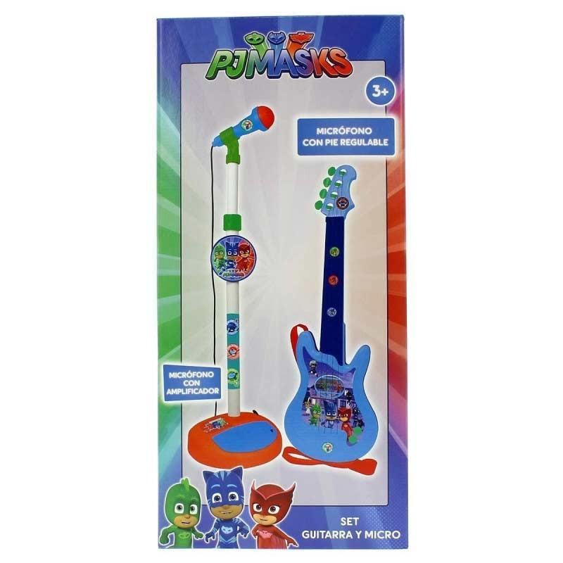 Pj Masks Guitarra con Micrófono