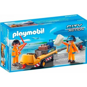 Playmobil City Action Vehiculo para Maletas