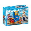 Playmobil City Action Familia Check-in