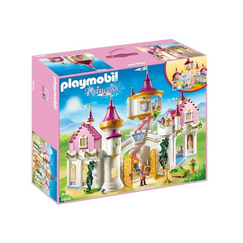 Playmobil Princess Gran Palacio de Princesas