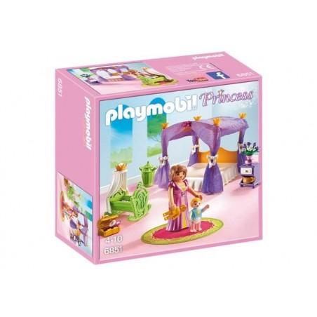 Playmobil Princess Habitación Real