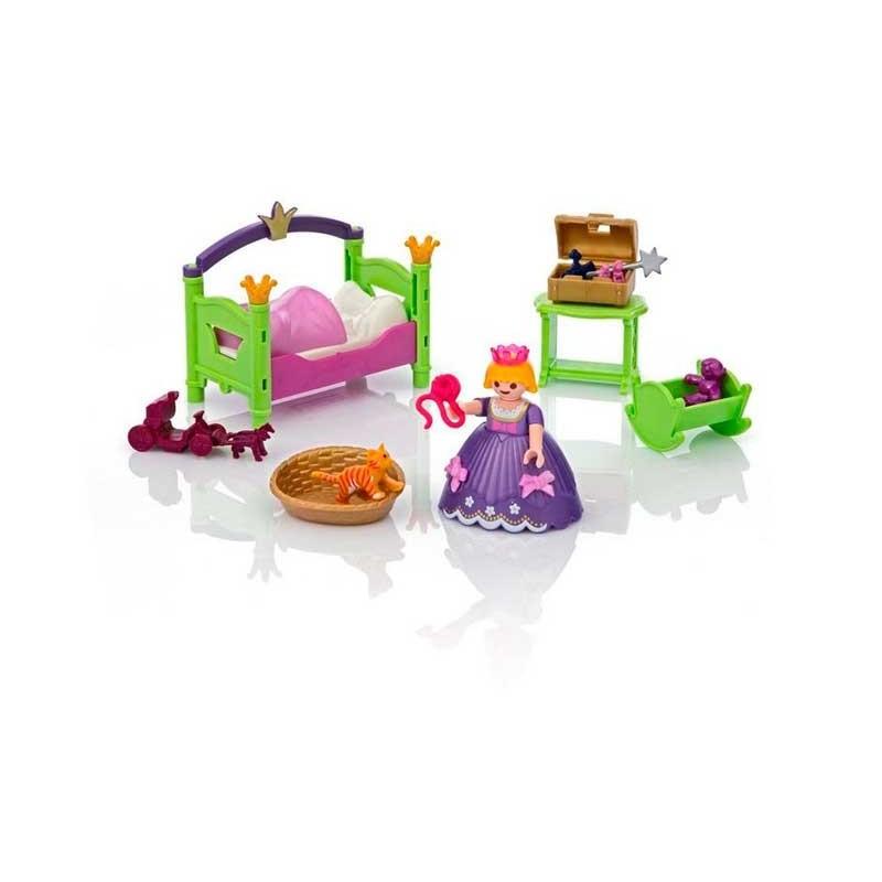 Playmobil Princess Habitación de Princesa