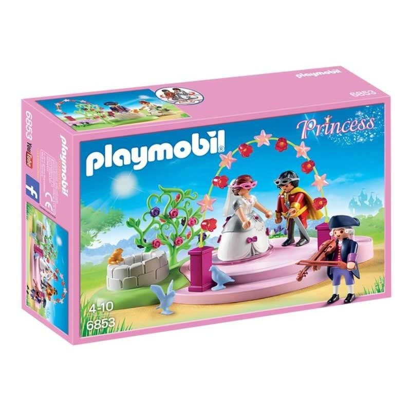 Playmobil Princess Baile de Mascaras