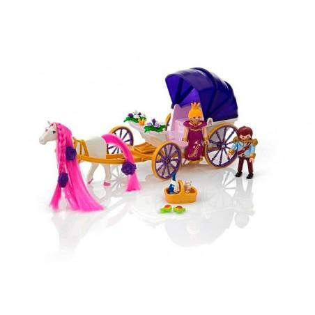 Playmobil Princess Pareja Real con Carruaje