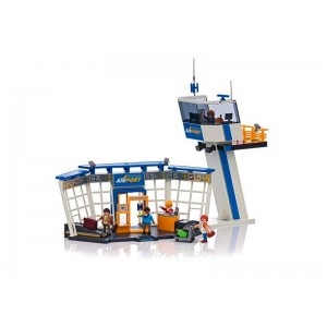 Playmobil City Action Torre de Control Aeropuerto