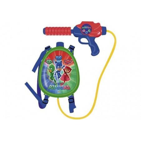 PJ Masks Pistola de Agua con Mochila
