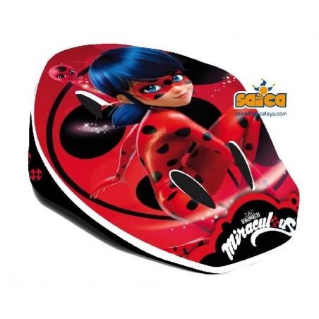Casco Bici Ladybug