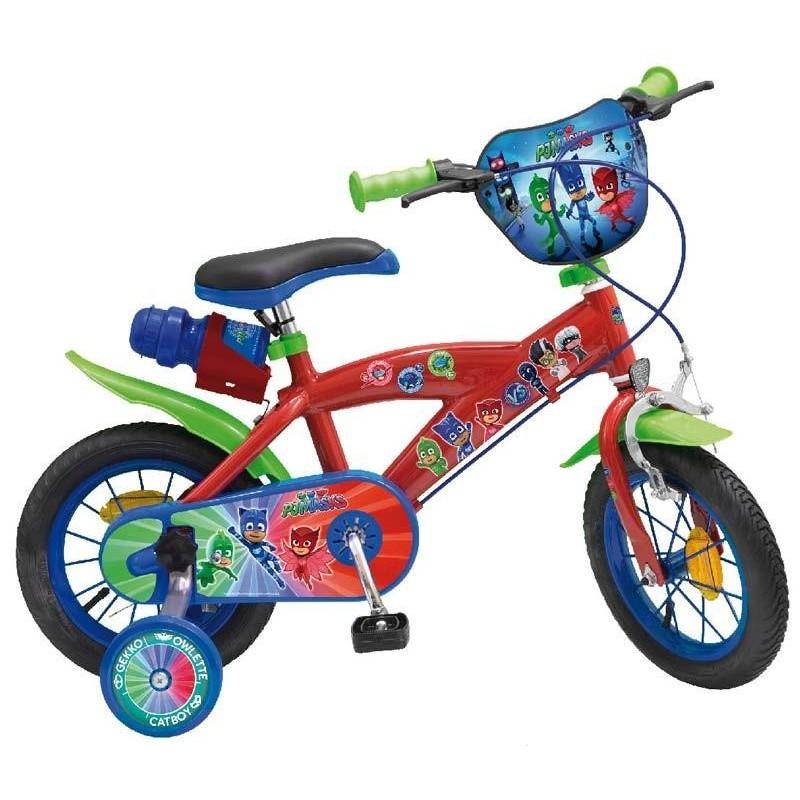 Bicicleta 12´ PJ Masks