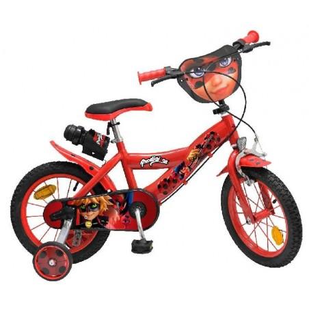 Bicicleta 14´ Ladybug