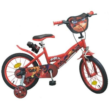 Bicicleta 16´ Ladybug