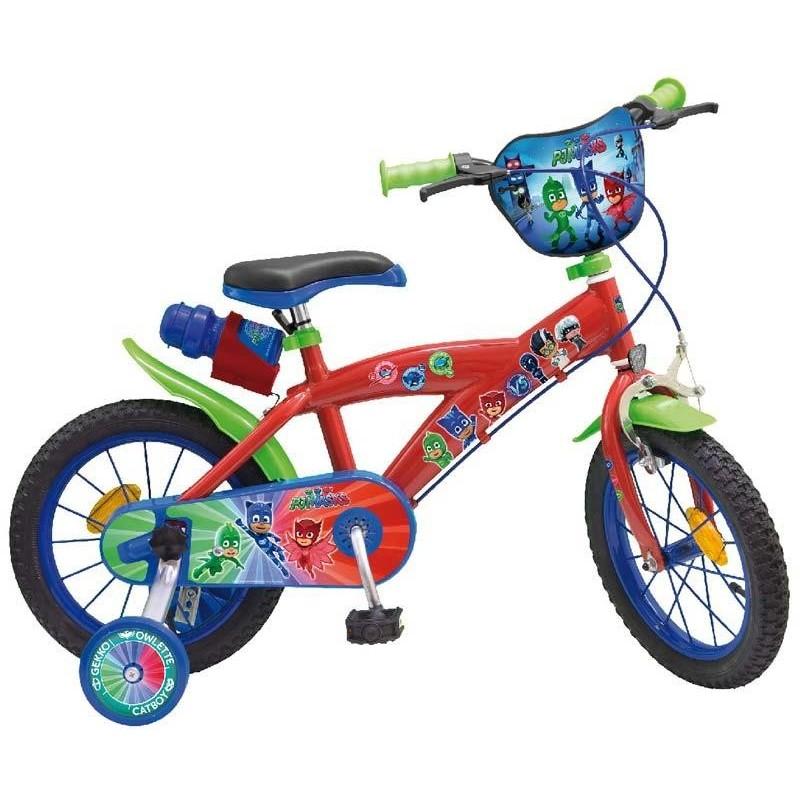 Bicicleta 14´ PJ Masks