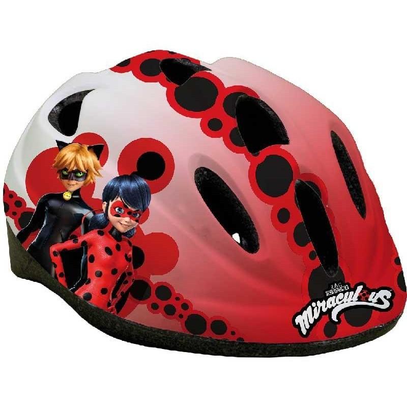 Casco de Bicicleta Ladybug