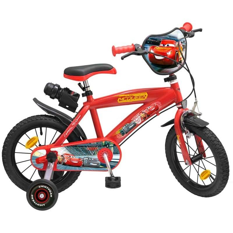 Cars 3 Bicicleta 14´´