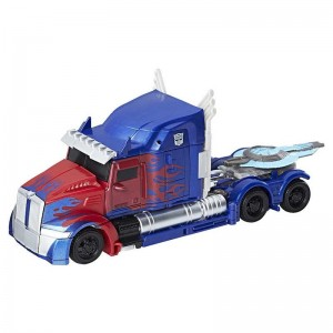 Transformers 5 Figura Voyager