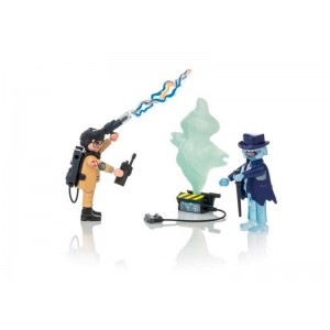 Playmobil Ghostbusters Spengler y Fantasma